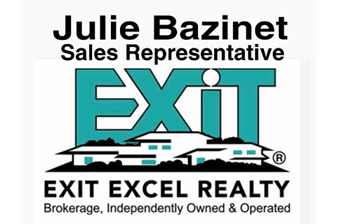 Julie Bazinet – Sales Representative